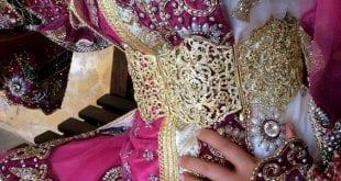 قفطان مغربي لعروس - 1