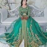 قفطان مغربي لعروس 2016 - 2