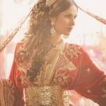 قفطان مغربي لعروس 2016 - 3