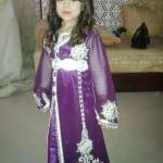 قفطان مغربي 2016 للأطفال - 5