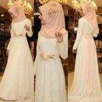فساتين سهرة من الحجاب التركي 2016 - 4