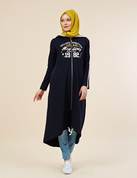 ملابس رياضية من الحجاب التركي 2016 - 2