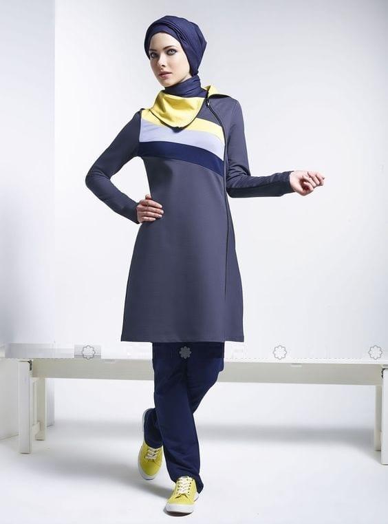ملابس رياضية من الحجاب التركي 2016 - 3