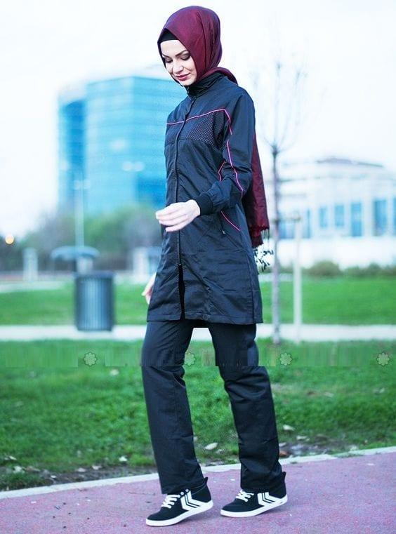 ملابس رياضية من الحجاب التركي 2016 - 8