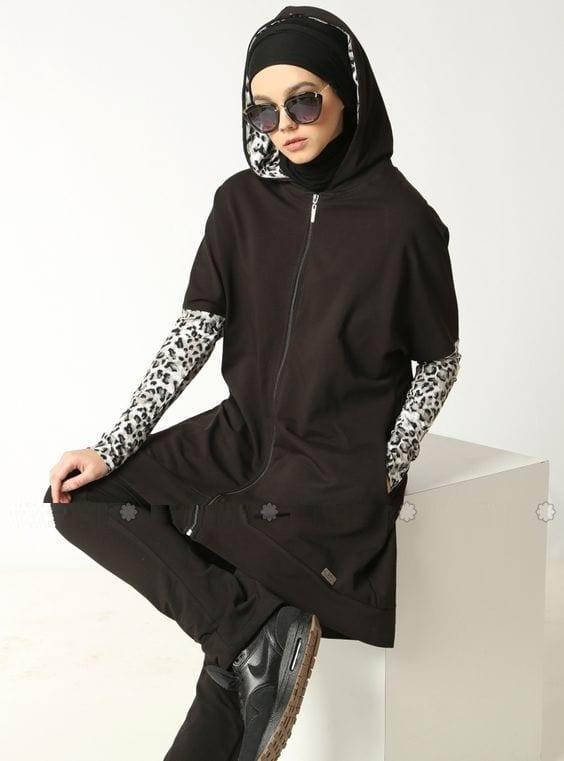 ملابس رياضية من الحجاب التركي 2016 - 9