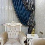 ستائر الصالون المغربي 2016 راقية - 6