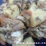 طاجين الدجاج بالخضار المغربي - 6