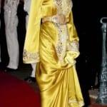 الأميرة للا سكينة بالقفطان المغربي 2016 - 2