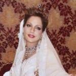 الأميرة للا سكينة بالقفطان المغربي 2016 - 4