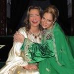 الأميرة للا سكينة بالقفطان المغربي 2016 - 5