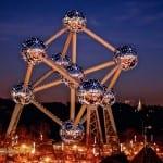 دليلك السياحي لمدينة بروكسل عاصمة بلجيكا - Atomium 1