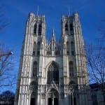 دليلك السياحي لمدينة بروكسل عاصمة بلجيكا - Cathédrale Saints-Michel-et-Gudule 3