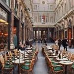 دليلك السياحي لمدينة بروكسل عاصمة بلجيكا - Galerie de la Reine 1