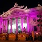 دليلك السياحي لمدينة بروكسل عاصمة بلجيكا - Le Palais de la Bourse 3