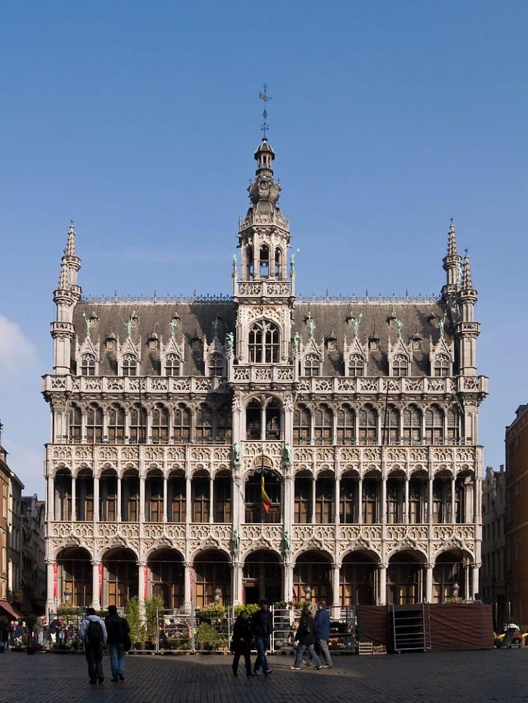 دليلك السياحي لمدينة بروكسل عاصمة بلجيكا - La Maison du Roi