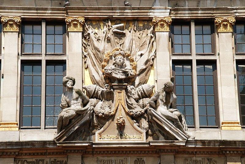 دليلك السياحي لمدينة بروكسل عاصمة بلجيكا - Les Inscriptions Latines