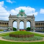 دليلك السياحي لمدينة بروكسل عاصمة بلجيكا - Parc du Cinquantenaire 2