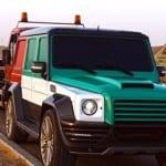 ديكور سيارات في اليوم الوطني للإمارات - 3