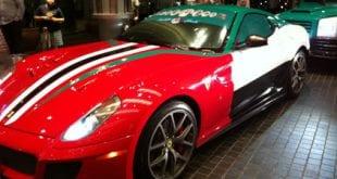 ديكور سيارات في اليوم الوطني للإمارات - 5