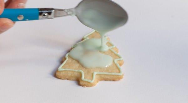 طريقة تحضير حلويات الكريسماس 2017 سهلة و لذيذة - ا لخطوة 5