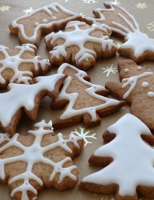 طريقة تحضير حلويات الكريسماس 2017 سهلة و لذيذة - ا لخطوة 6
