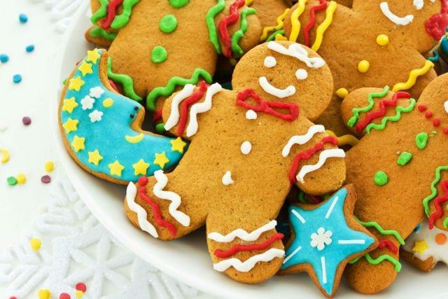 طريقة تحضير حلويات الكريسماس سهلة و لذيذة