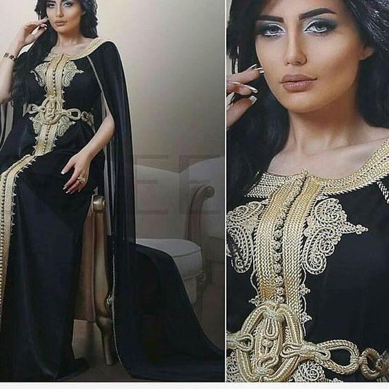 قفاطين مغربية 2017 سحر الأناقة - 6