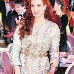 الأميرة للا سلمى بالقفطان المغربي 2017 - 2