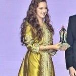 الأميرة للا سلمى بالقفطان المغربي 2017 - 4