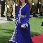 الأميرة للا سلمى بالقفطان المغربي 2017 - 5