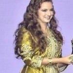 الأميرة للا سلمى بالقفطان المغربي 2017 - 9