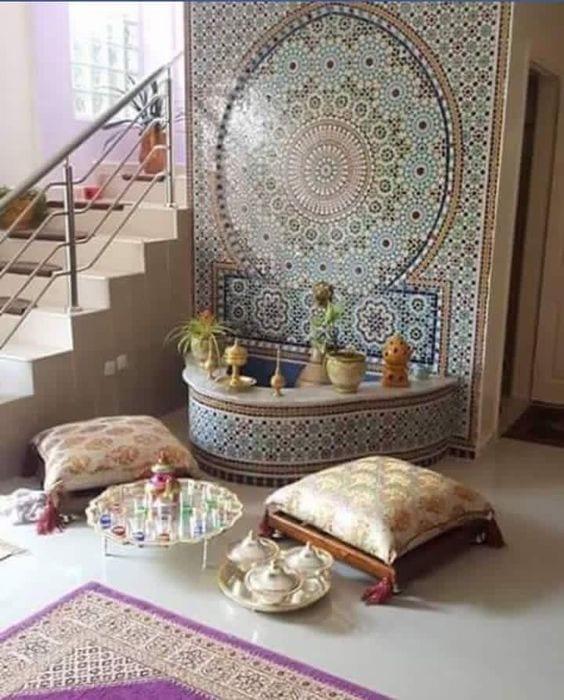Salon Beldi Marocain : صالونات و جلسات مغربية بلدية