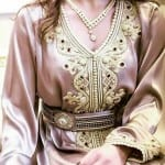 أجمل قفطان مغربي لشتاء 2017 - 9