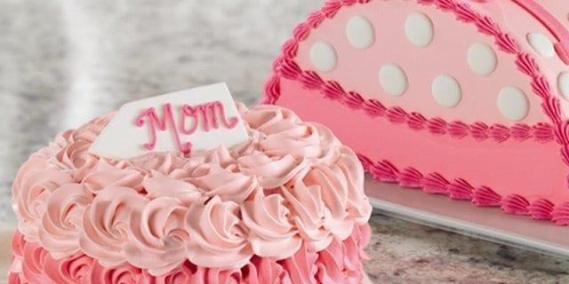 أفكار لتزيين كيكة عيد الأم - 6