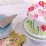 أفكار لتزيين كيكة عيد الأم - 8