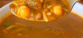طريقة تحضير الحريرة المغربية بالفيديو بمناسبة رمضان