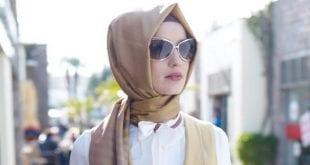 فيديو يشرح سر لفة الحجاب التركي 2017