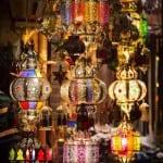 صالونات مغربية 2017 مزينة بفوانيس رمضان 2017 - 7