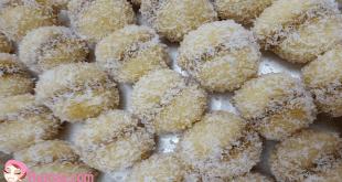 حلوة الكوكو المغربية لعيد الفطر