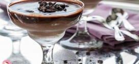 موس الشوكولاتة بالأفوكادو