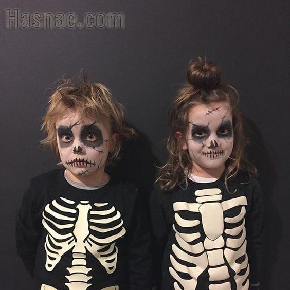 Deguisement Halloween - Hasnae.com 6