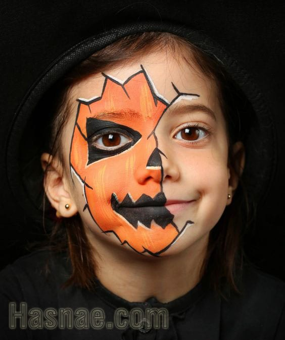 Maquillage Halloween - Hasnae.com 4