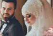 Hijab Turque pour la Mariée - Bridal Turkish Hijab - حجاب تركي عروس 2018