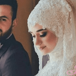 Hijab Turque pour la Mariée - Bridal Turkish Hijab - حجاب تركي عروس 2018