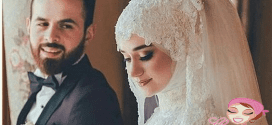 حجاب تركي عروس 2018