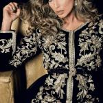 قفاطين مغربية ساحرة لراس السنة 2018 - 2