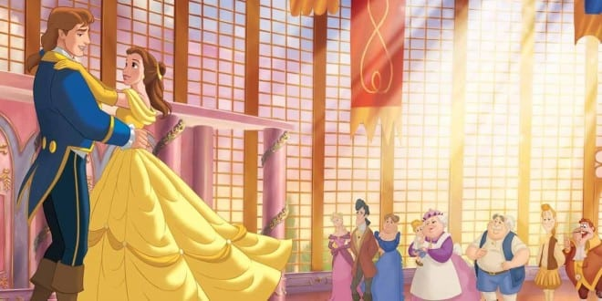 Beauty and the Beast – Kids Story