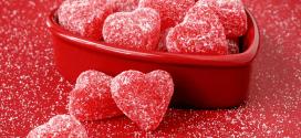 طريقة عمل حلويات الجيلاتين حلال لعيد الحب 2018 سهلة في المنزل