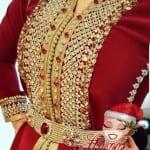 قفاطين مغربية مثيرة باللون الأحمر لعيد الحب 2018 - 8