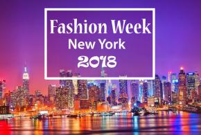 New York Fashion Week 2018 Dates et Défilés